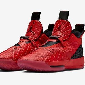 Nike Air Jordan 33 XXXIII Mens Basketball AQ8830